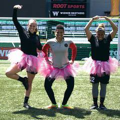 2nd Annual Portland Thorns Breast Cancer Awareness Night