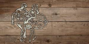 Boxing Day Square Dance