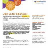 Sibshops in Beaverton