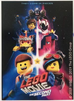 Free Movie Night - The Lego Movie 2