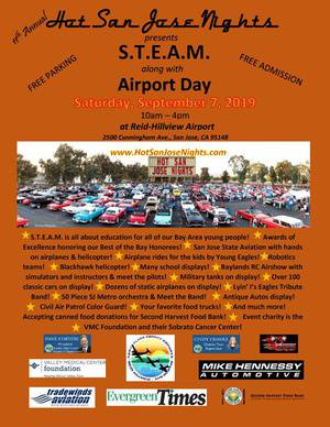 Hot San Jose Nights presents Airport Day!