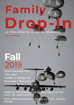 Fall Family Drop-In at the Alberta Aviation Museum