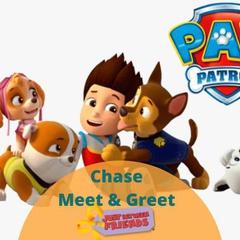 Paw Patrol Chase Meet & Greet