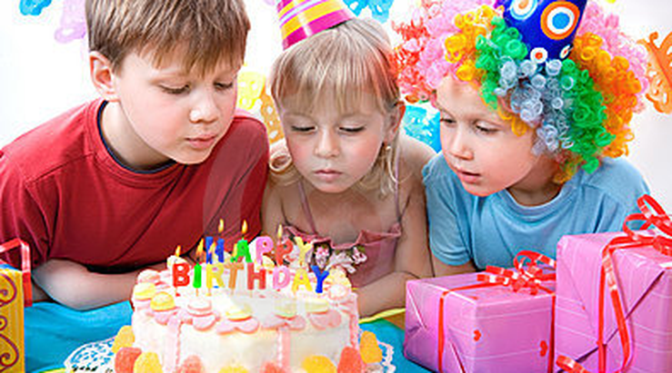 Kids Birthday Party Ideas San Francisco