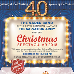 Naden Band 40th Anniversary Spectacular Anniversary Concerts