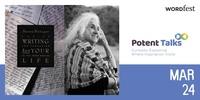Literature of Restoration Workshop with Deena Metzger