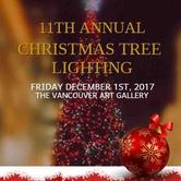 2017 Vancouver Christmas Tree Lighting
