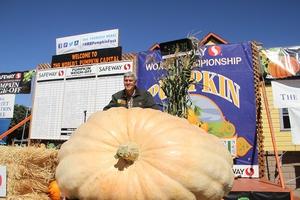 46th Half Moon Bay Safeway World Championship Pumpkin Weigh-Off