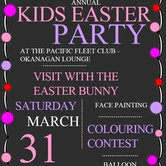 PFC Kids Easter Party
