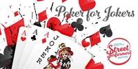 Edmonton International Street Performers Festival presents Poker for Jokers