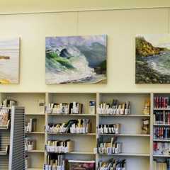 Emily Carr Branch Library