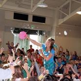 WC Rec presents 'The Bubble Lady'