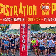 PBF Races - Half Marathon, 10K, 5K & 1K