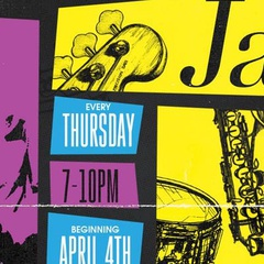 Jazz On The Ave ((every Thurs.)) at Minerva Avenue