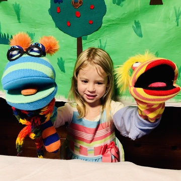 Ricky Roo & Friends Puppet Shows's promotion image