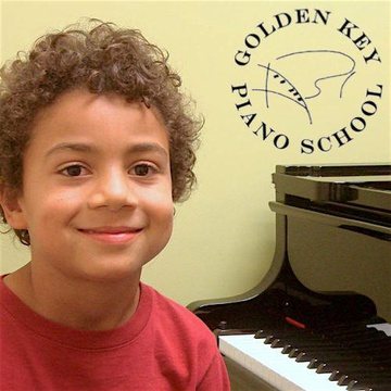 Golden Key Piano School's promotion image