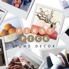 First Pick Handmade Home Decor