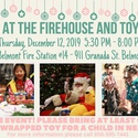 Santa at the Firehouse & Toy Drive