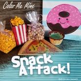 Snack Attack Summer Camp