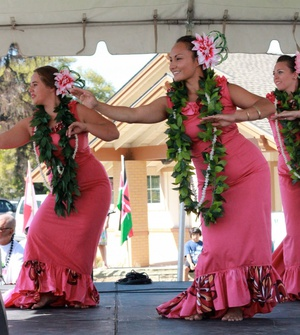Music on the Green: Hokulea Dancers