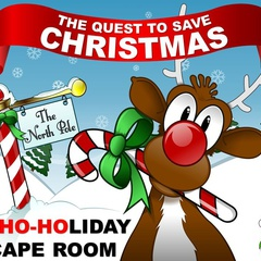 Holiday Escape Room - The Quest To Save Christmas