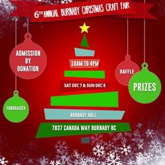 6th Annual Burnaby Christmas Craft Fair