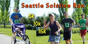 Seattle Solstice Run & Obstacle Dash