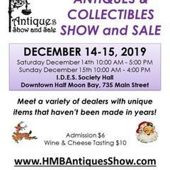 HMB Antiques Sale & Show