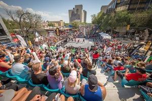 3x3 World Tour Saskatoon Masters