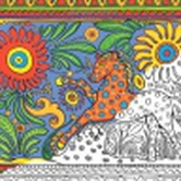 ARTS & CRAFTS: Open Art Friday – Coloring Book Party
