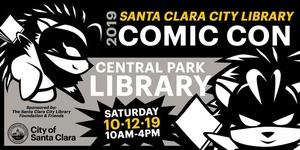 Santa Clara City Library Comic Con