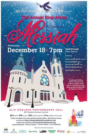 21st Annual Sing-Along Messiah