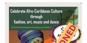 AFRICAN FASHION WEEK WINNIPEG -2019