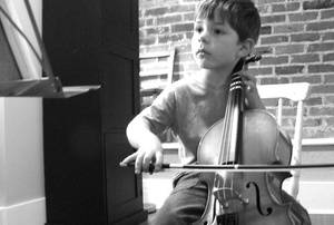 CELLO LESSONS WITH VERITY MURRAY