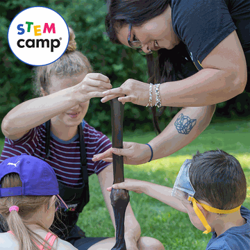 STEM Camp's promotion image