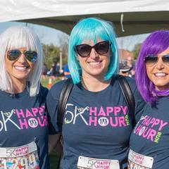 Sacramento 5k Happy Hour Run
