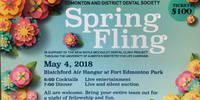 Edmonton and District Dental Society's Spring Fling