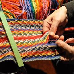 Métis Fingerweaving Workshops