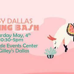2019 Etsy Dallas Spring Bash