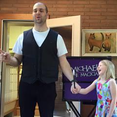 Magician, Michael Bourada