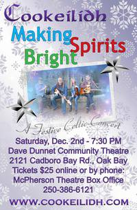 COOKEILIDH - Making Spirits Bright!