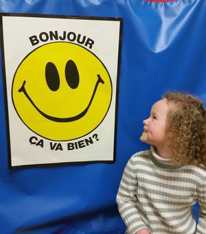 Kindergarten French Immersion