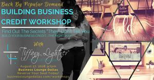Building Business Credit Workshop