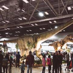 Jurassic Quest is coming to AUSTIN, TX!
