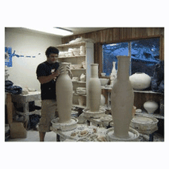 Pottery Lessons - Chris Efstratis