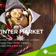 Jamieson Place Winter Market