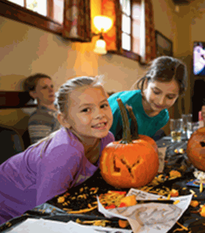 4th Annual Poor Farm Pumpkin Patch & Carving