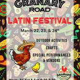 Latin Festival at Granary Road Market