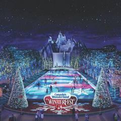 WinterFest at Canada's Wonderland