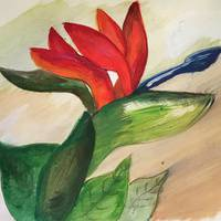 Free Art Lesson from Thrive